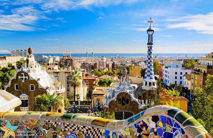 بارسلونا | بهترین شهرهای توریستی منطقه شینگن