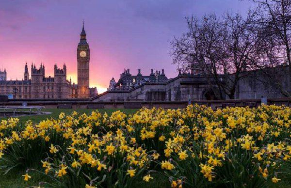 لندن در فصل بهار چگونه است؟ 5 دلیل برای سفر به لندن در فصل بهار
