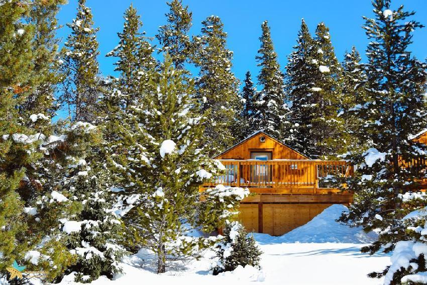 اقامتگاه کوهستانی کانادا