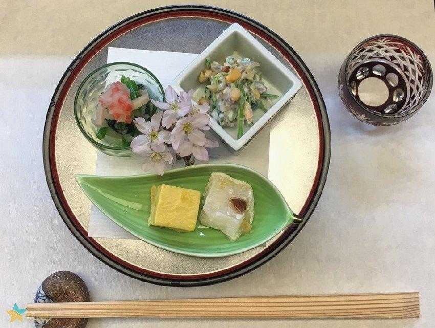 غذاهای ژاپنی در اوساکا