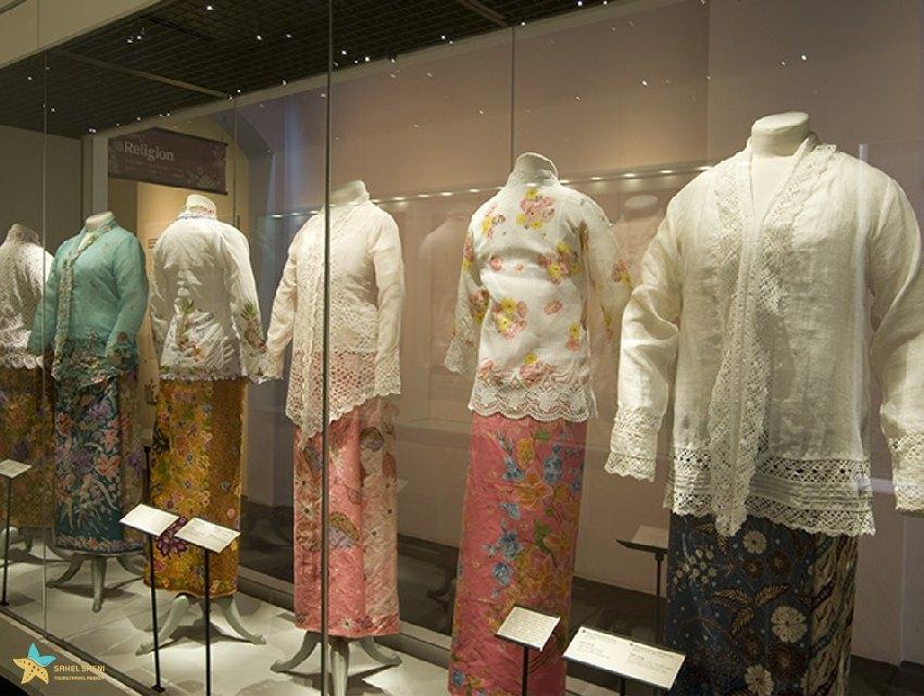 موزه پراناکان سنگاپور جاذبههای گردشگری سنگاپور