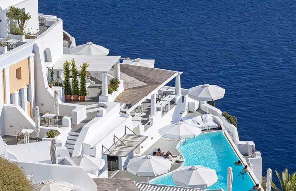 رومانتیکترین هتلهای اروپا