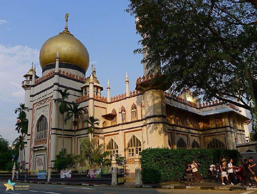 مسجد سلطان در سنگاپور