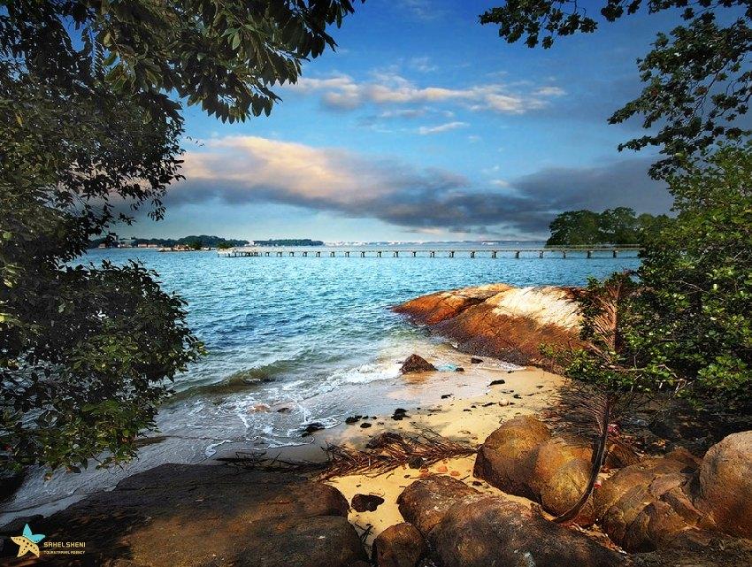 جزیره اوبین سنگاپور