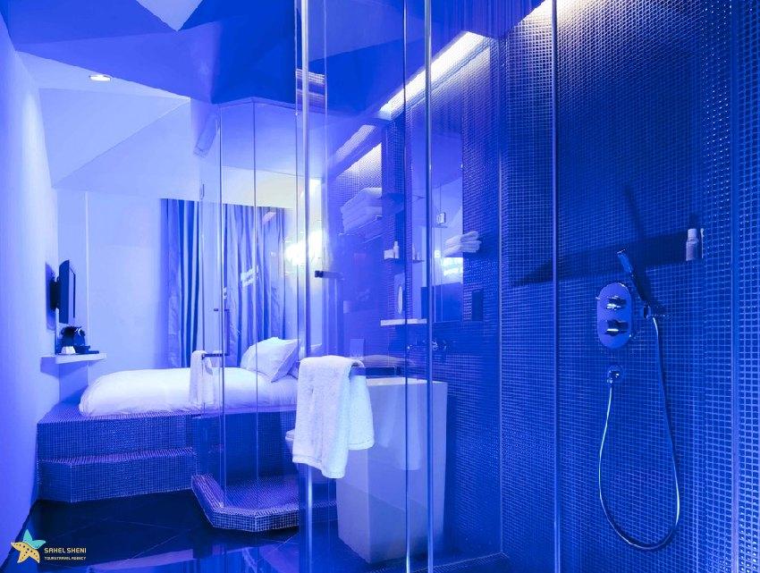 عجیب ترین هتل سنگاپور