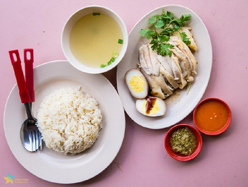 رستوران وی نام کی در سنگاپور