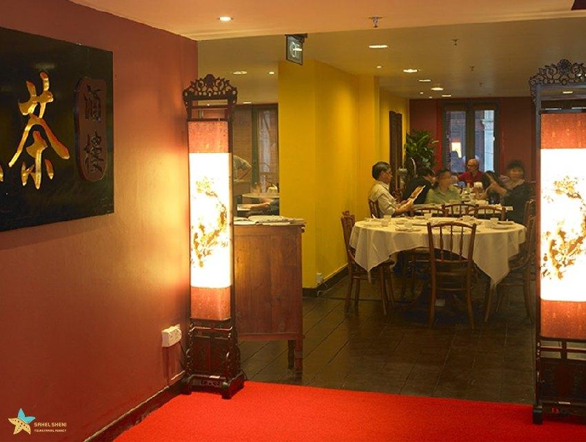 رستورانهای سنگاپور