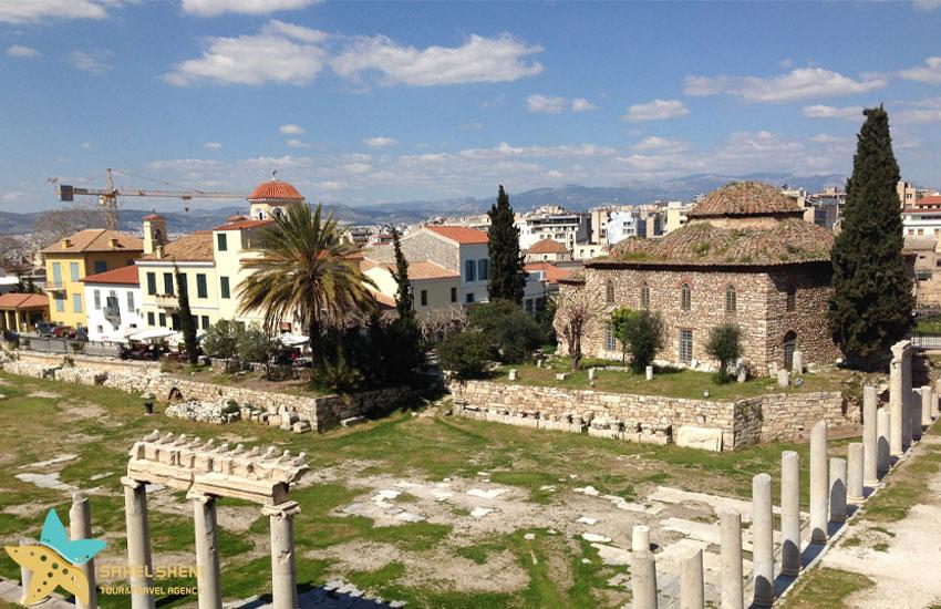 آگورای رومی