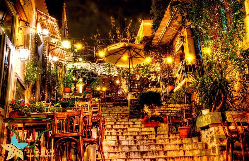 جاذبههای گردشگری آتن  | سفر به آتن