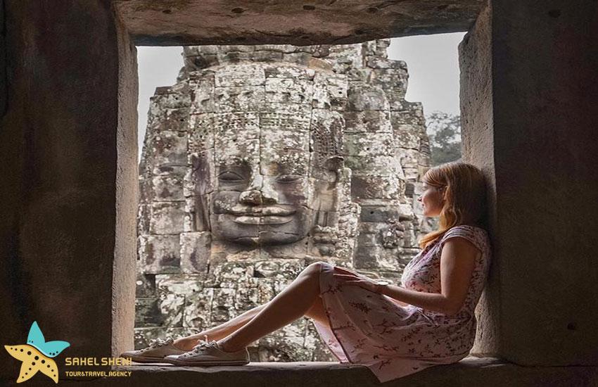 معبد بایون
