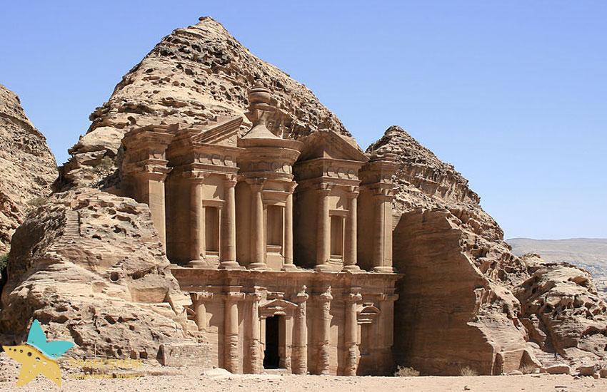 شهر پترا در اردن