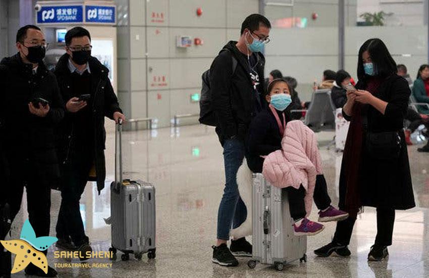 کروناویروس و سردرگمی مسافران در فرودگاهها