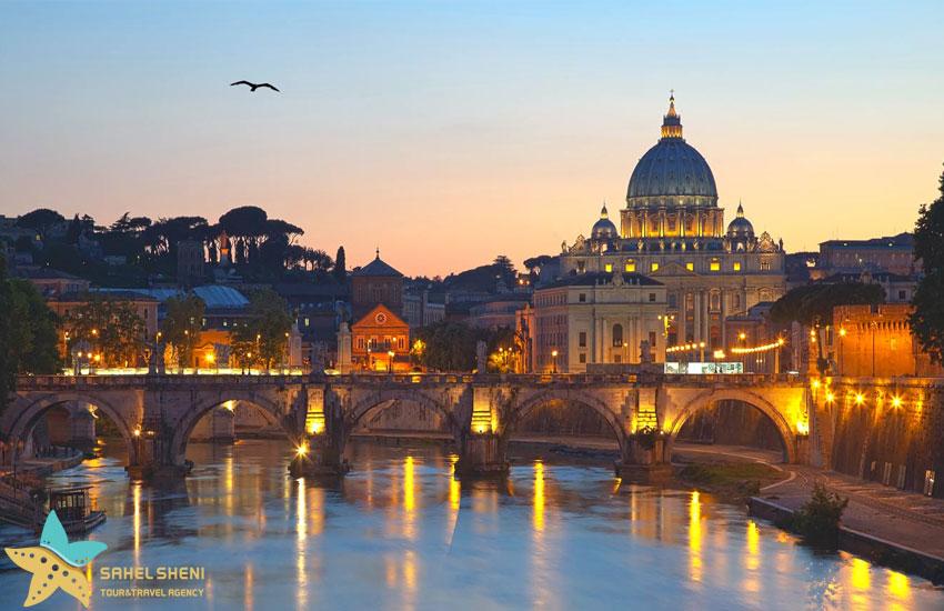 رم | بهترین شهرهای توریستی منطقه شینگن
