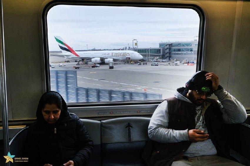 تمهیدات فرودگاه ها برای جلوگیری از شیوع ویروس کرونا