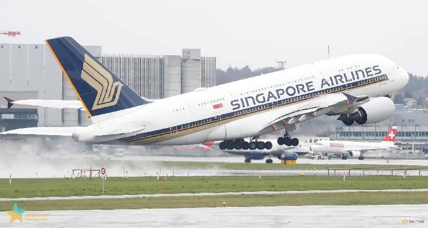 تاثیر کرونا به روی خطوط هوایی سنگاپور