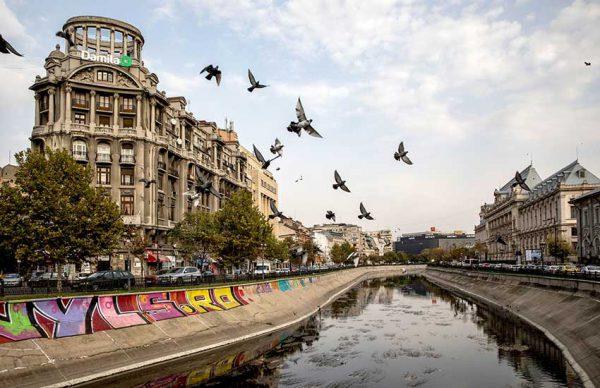 جاذبههای گردشگری بخارست، پاریس اروپای شرقی