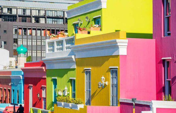 10 تا از رنگیترین شهرهای جهان