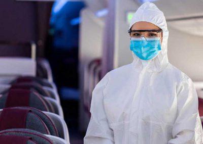 جدیدترین لباس میهمانداران هواپیمایی قطر