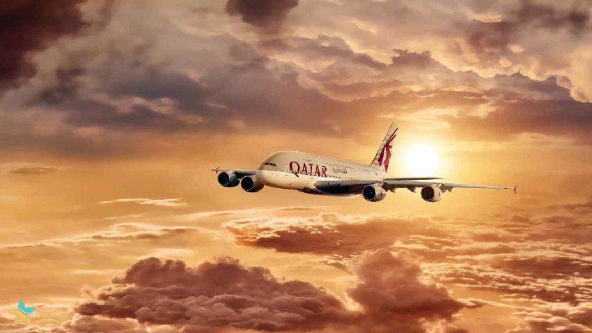 درباره خطوط هوایی قطر