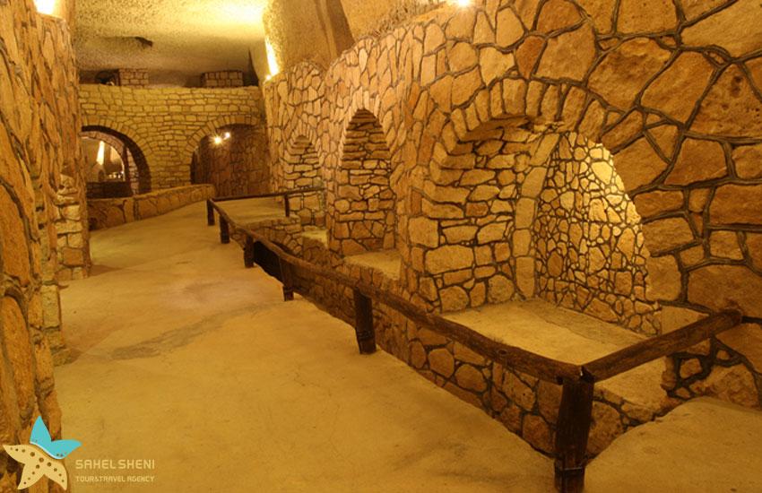 شهر زیرزمینی کاریز | راهنمای سفر به کیش