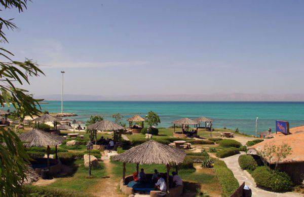 پارک ساحلی تفریحی مرجان کیش