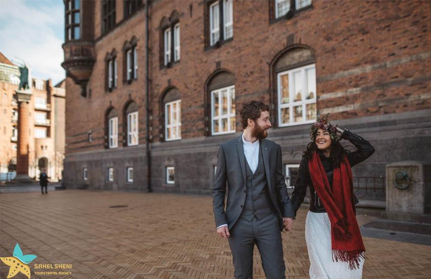 سفر ماه عسل به کپنهاگ
