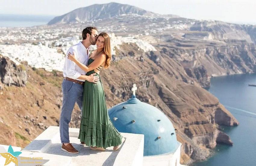 اویا - سفر به یونان