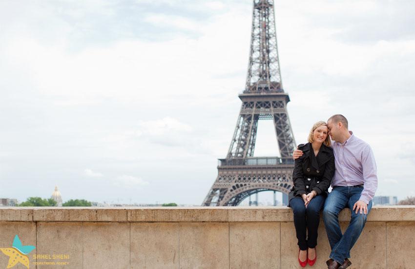 پاریس شهر رویاهای عاشقانه