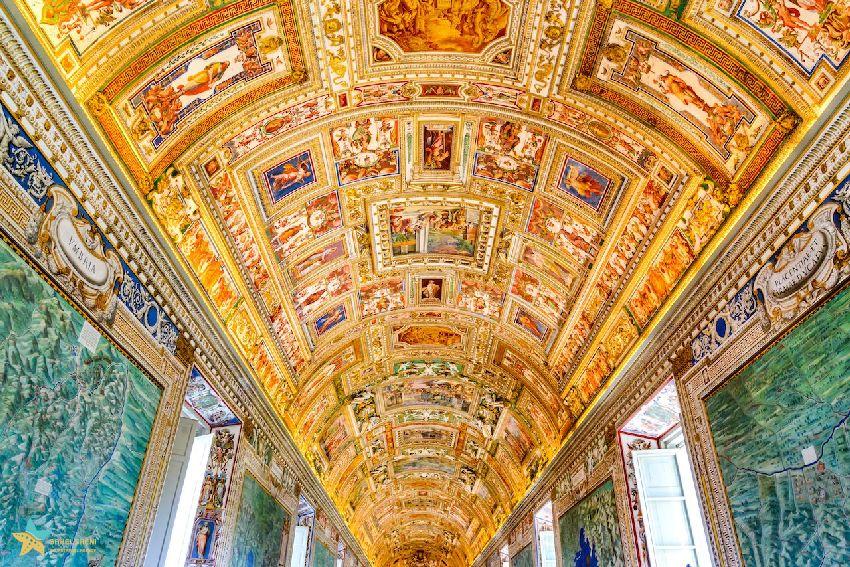 بازگشایی موزه واتیکان به روی گردشگران