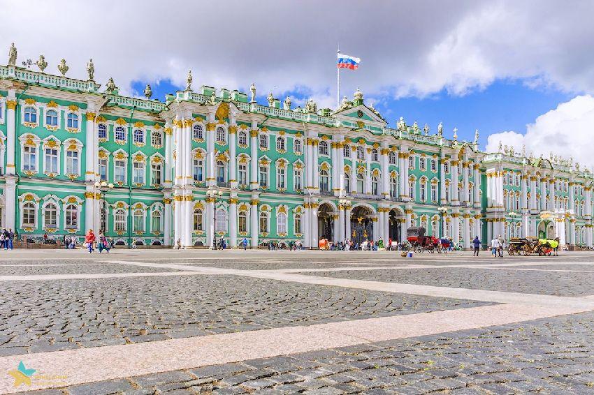 موزه هرمیتاژ روسیه