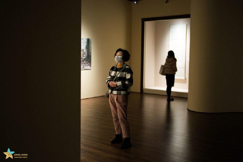 بازدید از موزهها در دوران کرونا