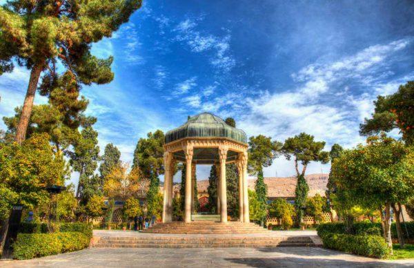 آرامگاه حافظ | سعدیه
