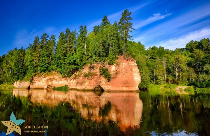 جاذبههای گردشگری طبیعی اروپا