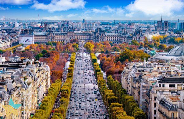 تور مجازی پاریس