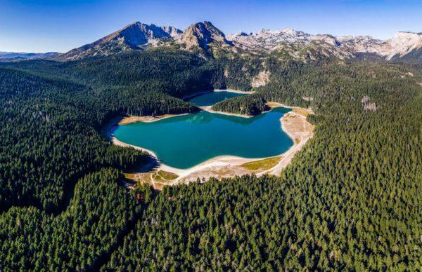 گشتی تصویری در زیباترین جاذبههای گردشگری طبیعی اروپا