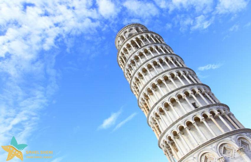 برج پیزا در ایتالیا