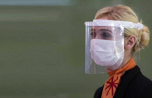 استفاده از ماسک و شیلد در پروازهای قطر اجباری شد