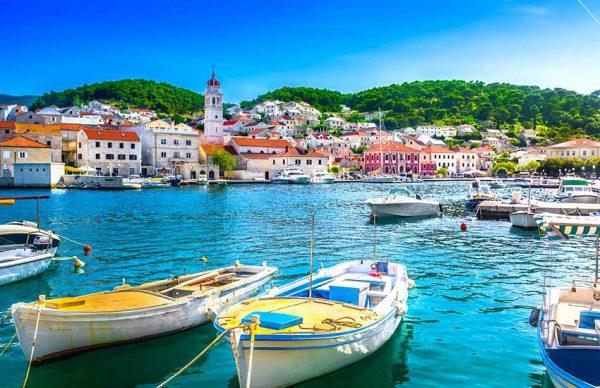 4 جزیره زیبا و دیدنی در کرواسی برای سفرهای تابستان
