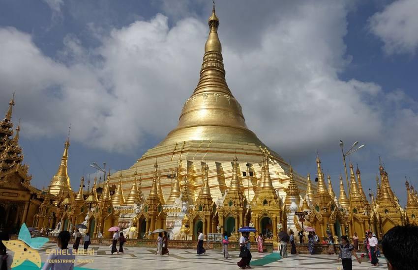 مکانهای مقدس جنوب شرقی آسیا