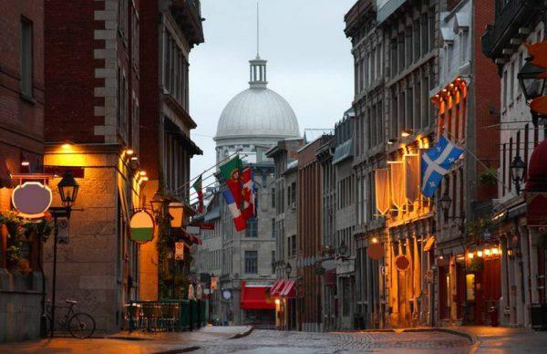 جاذبههای گردشگری تاریخی کانادا