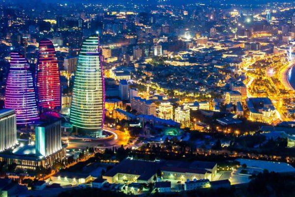 جاذبههای دیدنی آذربایجان و روسیه